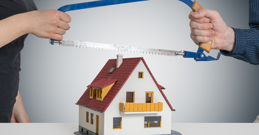Alain Mongeau Avocats - Real Estate Problems Related to Divorce or Separation